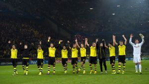 Dortmund besegrade Napoli
