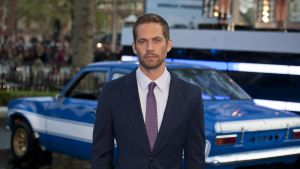 Paul Walker i London den 7 maj 2013 vid premiären av Fast and Furious 6