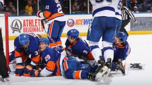 New York Islanders-Tampa Bay Lightning