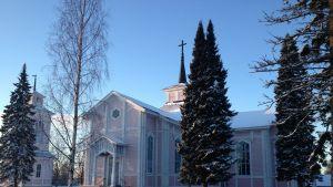 Övermark kyrka