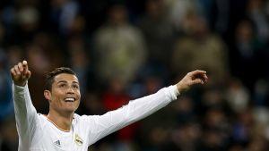 Cristiano Ronaldo, januari 2014