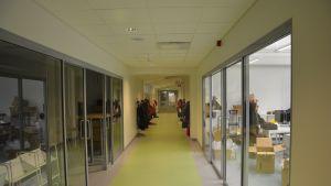 kiilan koulu korridor