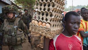 Centralafrikanska republiken