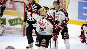 Niklas Hagman, januari 2014
