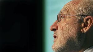 Nobelpristagaren Joseph Stiglitz
