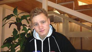 Rallycrossföraren Joni Wiman