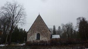 Pojo kyrka.
