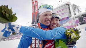 Iivo och Kerttu Niskanen, OS 2014