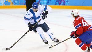 Sakari Salminen, OS 2014