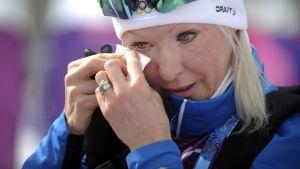 Riitta-Liisa Roponen, OS 2014
