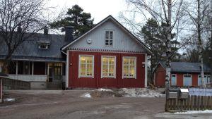 Klemetskog skola i Tusby