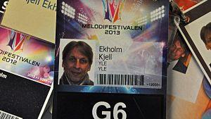 Kjell Ekholm