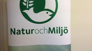 Natur och miljös logo