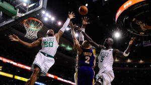 Boston mot Lakers, NBA-finaler 2010