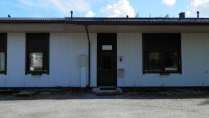 Finska arbetscentralens nuvarande utrymmen på Penviksgatan