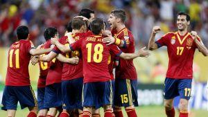 Spanien-Uruguay 2-1