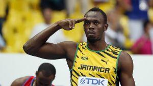 Usain Bolt, VM 2013