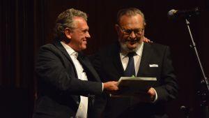 Benny Törnroos och Åke Grandell.