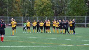 ÅIFKs fotbollsdamer är klara för division 2
