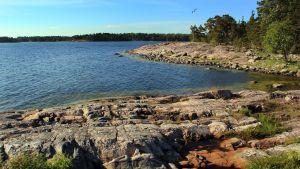Sommaröarna, Esbo.