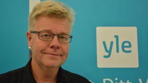 Professor Michael Uljens vid Åbo Akademi