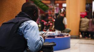 Terrorangrepp mot köpcentret Westgate i Nairobi