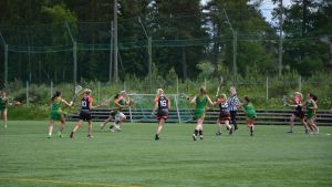 Match mellan Vaasa Wishpoosh Ladies och Turku Titans Girls