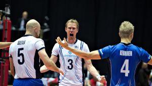 Finlands landslag i volleyboll