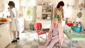 Skeeter (Emma Stone) är en ung och modig kvinna i filmen The Help.