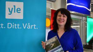 Susanne Skata är projektledare för Världsarv i samverkan