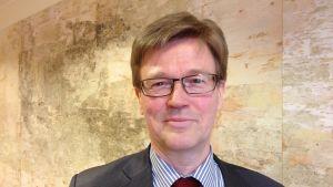 Tapio Kosunen är överdirektör på Undervisnings- och kulturministeriet.