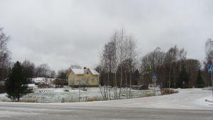 vy över Degerby, Ingå