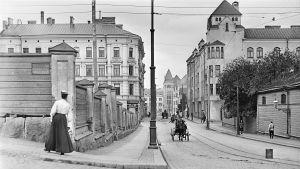 Vilhonkatu, 1908