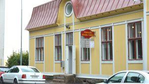 Almska gården i Lovisa.