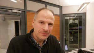 Kriminalkommissarie Ove Storvall i Jakobstad
