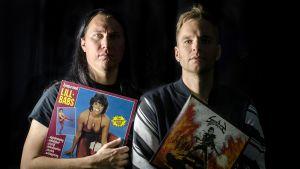 Tommy och Kjell