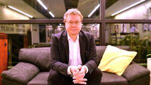 Pekka Sauri är biträdande stadsdirektör i Helsingfors.