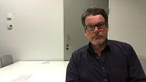 Ari-Pekka Muilu är projektchef vid byggnadskontoret i Helsingfors.