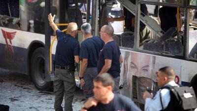 Minst 20 skadade i bombattentat i colombia