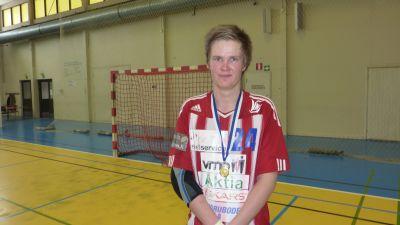 Rosenqvist tog andra guldet