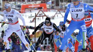 Världscupfinalera 2013 hölls i Falun.