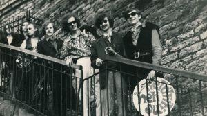 Estniska rockbandet Väntorel