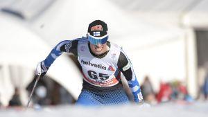 Perttu Hyvärinen, Tour de Ski, januari 2015