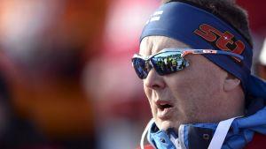 Reijo Jylhä kan andas ut - Finland återvänder hem från Falun med medaljer i bagaget.