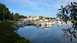 Dalsbruk småbåtshamn