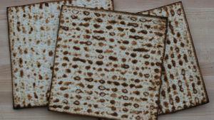 Matzah eller osyrat bröd