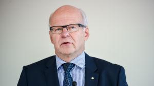 Chefsdirektören vid OP-gruppen Reijo Karhinen