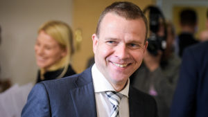 Inrikesminister Petteri Orpo