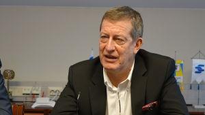 Patrick Wackström är VD för Borgå Energi