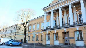 Åbo Akademis huvudbyggnad.